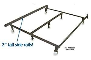 Unique Metal Bed Frame Full Property