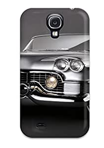 Jill Pelletier Allen's Shop Best 7197473K71141685 Anti-scratch And Shatterproof Cadillac Phone Case For Galaxy S4/ High Quality Tpu Case