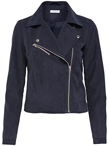 Night Giacche Cropped Jdypenny Donna Suede Jacqueline Faux Pelle In Sky Biker De Giacca Yong qBxp6R