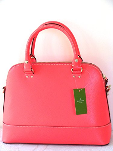 Kate Spade , Damen Umhängetasche rosa Hot Rose Small