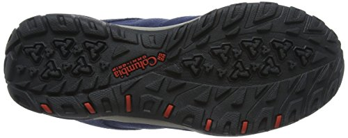 Fire Columbia De Senderismo Mujer Para Venture Zapatillas Azul Canyon Waterproof zincred ddZqnxwrT
