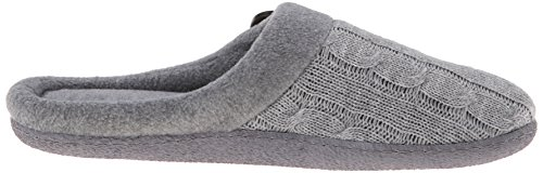 Light Heather Heather Light Dearfoams Women's Grey Dearfoams Women's qT5w11da