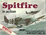 Spitfire in Action, Jerry Scutts, 0897470923