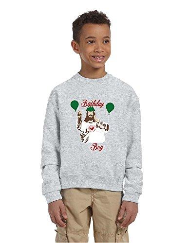 Jesus Youth Sweatshirt - 4