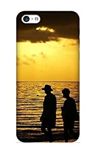 meilinF000Appearance Snap-on Case Designed For ipod touch 5- Sunsets Pictures(best Gifts For Lovers)meilinF000