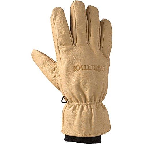 Marmot Unisex Basic Ski Glove Tan MD