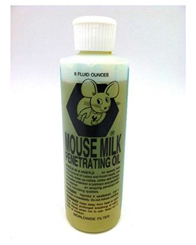 Mouse Milk Oil 8 Oz