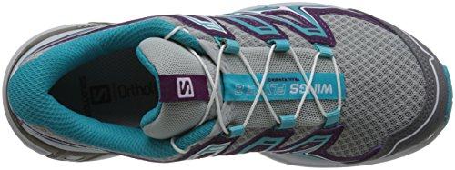Salomon Schuhe Wings EU Trailrunning violet Flyte Damen 3 blau 2 foncé 43 qaqwAgRrx