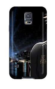 ThomasSFletcher Galaxy S5 Hybrid Tpu Case Cover Silicon Bumper Bleach