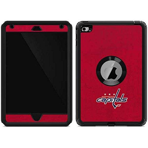 - NHL Washington Capitals OtterBox Defender iPad Mini 4 Skin - Washington Capitals Distressed