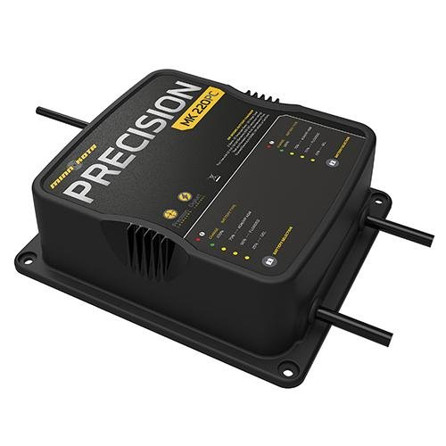 Minn Kota Precision Digital Chrgr MK 220 PC 2 bank x 10 amps