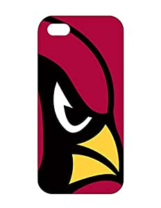 SOKY(TM) Arizona Cardinals Team Logo iPhone 5c Cellphone Case