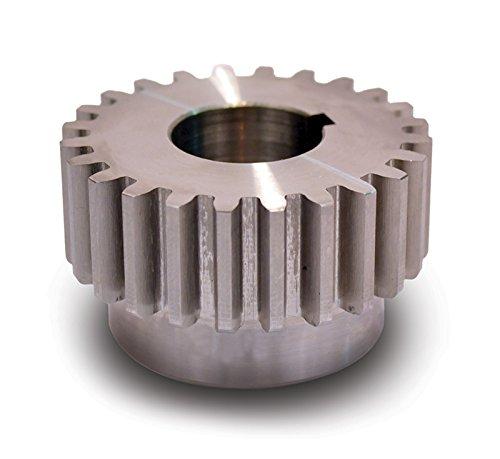 14.5 Pressure Angle 8 Pitch Inch Steel 1.000 Bore 2.500 OD 18 Teeth Boston Gear NH18B-1 Spur Gear 1.250 Face Width