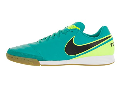 Nike–Chaussures de football–819215–307–tiempox Genio II Leather IC–Homme–441/2
