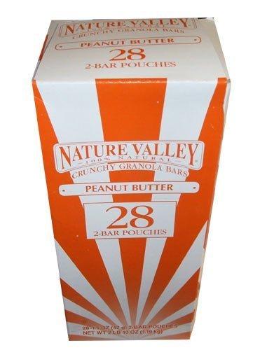 Nature Valley, Crunchy Granola Bar, Peanut Butter, 28 - 2 Bar Pk. ()