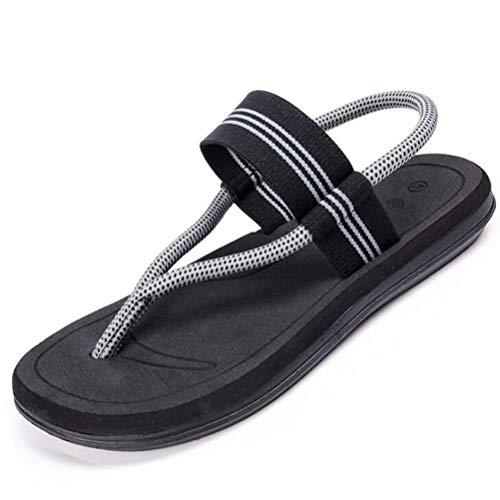 Il Estate Nuovo Pantofole Per Da Spiaggia Antiscivolo Infradito Per YWNC Da Per Prodotto Black Il Uomo Libero Tempo Uomo pqawxZz