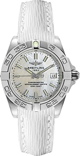 Breitling Galactic 32 Womens Watch A71356L2/A787-235X