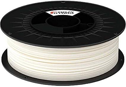 Bobina para impresora 3D de FormFutura (175PPLA-FROWHI-1000); PLA ...