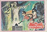 1966 Topps Batman Red Bat (Non-Sports) card#3 The menacing mummy of the Grade Very Good