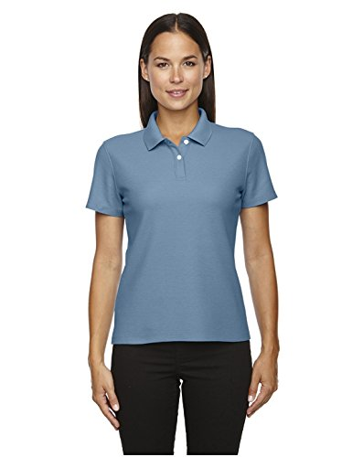 Devon & Jones Ladies' DRYTEC20 Performance Polo>S FRENCH BLUE DG150W