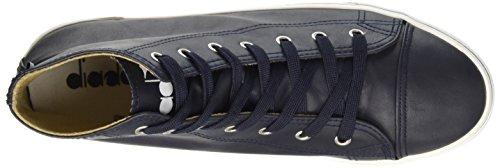 Diadora Clipper High Win, Zapatillas de Gimnasia para Hombre Blu Mar Caspio