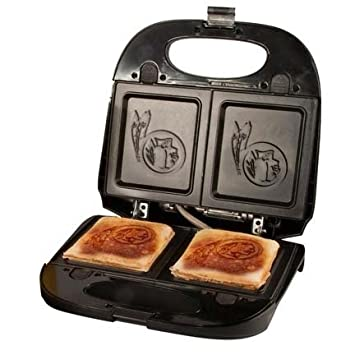 Amazon Washington Redskins Sandwich Press Waffle Maker