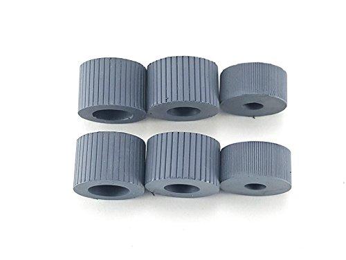PA03338-K011 PA03338-K010 Pick Roller Brake Roller Rubber Tire For Fujitsu 5650 5750 fi-5650 fi-5750 fI-5650C fI-5750C Quality Parts Co. 4328419647