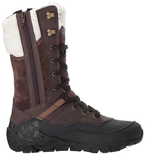 Tall Waterproof Hautes Marron Chaussures Espresso Femme Merrell Randonnée Ice de Aurora xZnt0w4