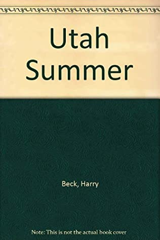 book cover of Utah Summer