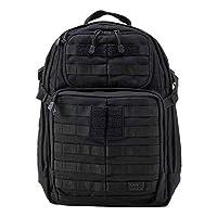 5.11Tactical RUSH24 Military Backpack, Molle Bag Rucksack Pack, 37 Liter Medium, Style 58601