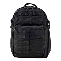 Our most popular tactical backpack, the RUSH24 is a high-performance tactical pack suitable for active duty, hunting and recreation, or grab-and-go. Compatible with 5.11 Tier System and Scabbard, the pack features unmatched storage capability...