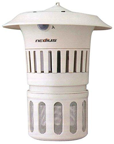 吸引式捕虫器 防雨型 NMT-15B1LG B07BT6N65V
