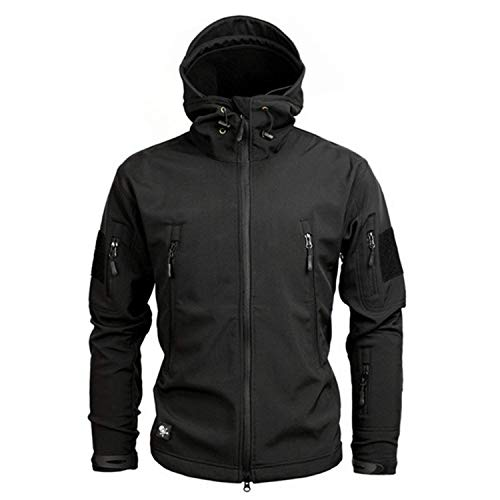 - Yakke Pullovers Puissant Clothing Autumn Men's Military Fleece Jacket Army Tactical Clothing Multicam Male Windbreakers,X