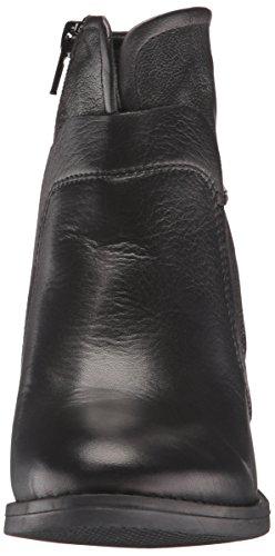 Bos. & Co. Kvinna Falon Snö Boot Svart Vintage Monza Läder