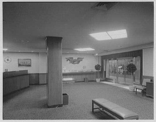 Photo: Seamen's Savings Bank,666 5th Ave.,New York. Subway office - Ave York 5th New