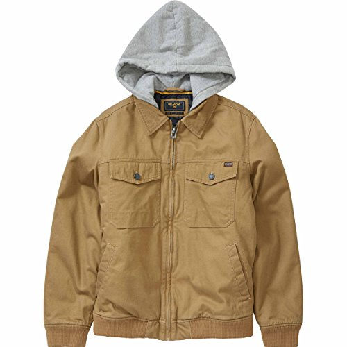 Billabong Boys' Barlow Till Jacket Gum (Billabong Kids Jacket)