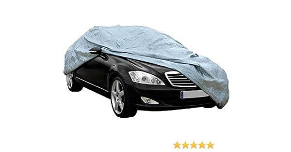 Doble Capa sint/ética y de Finas trazas de algod/ón por el Interior A3 SPORTBACK Cover+ Funda Exterior Premium para Audi A3 Transpirable para Evitar la condensaci/ón en el Parabrisas. Impermeable