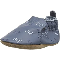 Robeez Boys' Puppy Love Crib Shoe