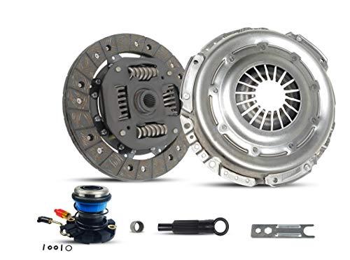 ford ranger clutch kit - 4