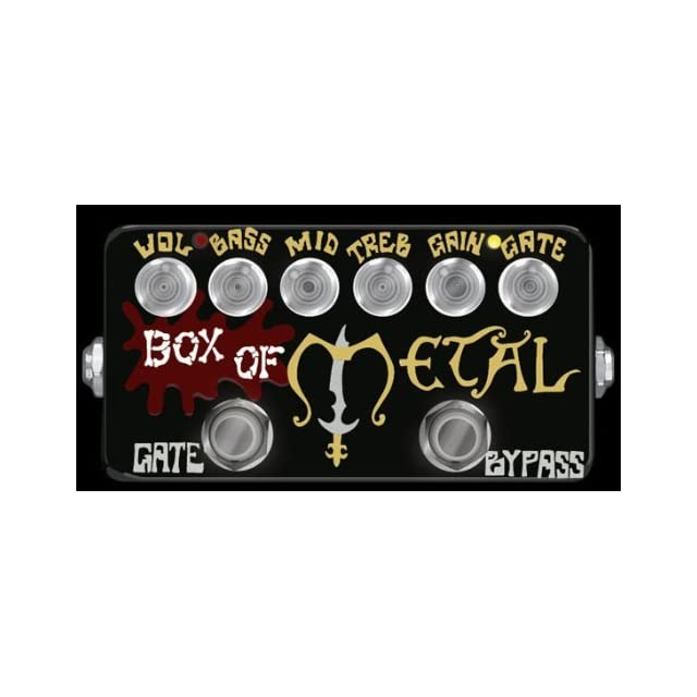 リンク:BOX OF METAL