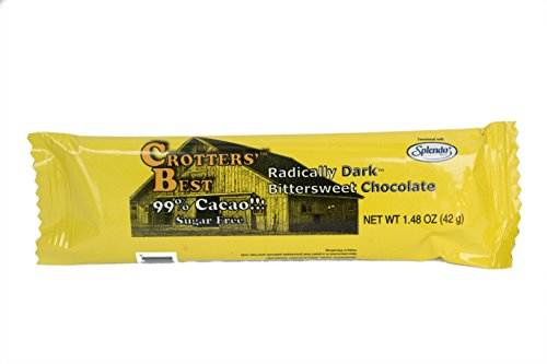 Keto Chocolate Sweetened with Sucralose. Great for Carb Counters and Diabetics