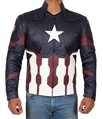 (Decrum Halloween Costumes for Men Jacket | Civil,)