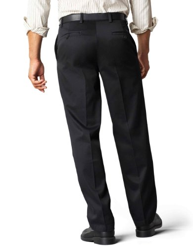 Dockers - Pantalon -  Homme -  Noir - Noir - XL