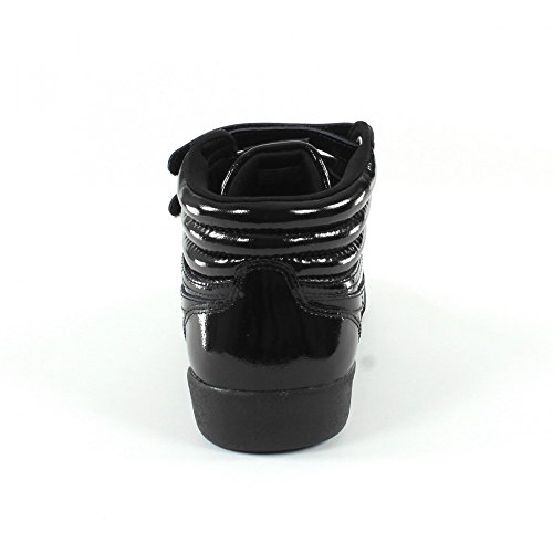 para mujer Zapatillas de 000 Reebok negras Patent S F Hi deporte Negro tHH1qxnOW