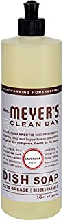 product image for Mrs. Meyer's- Clean Day Lavender Liquid Dish Soap- 16 Ounce- 18 Pack