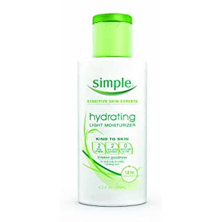 Simple Hydrating Light Moisturizer, 4.2 Ounce