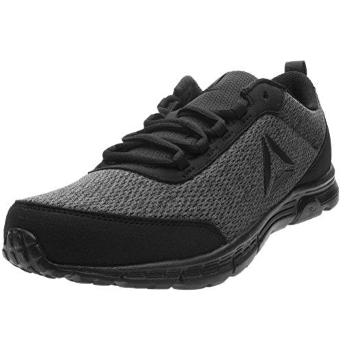 Reebok Speedlux 3.0, Zapatillas de Trail Running Para Hombre, Negro (Black/Ash Grey/Black 000), 46 EU
