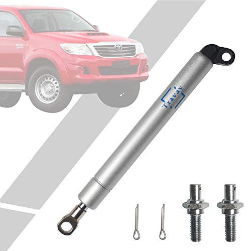 Travay Tailgate Assist Shock Struts Replacement Compatible with 2005-2015 Toyota Hilux SR5 Vigo MK6 MK7