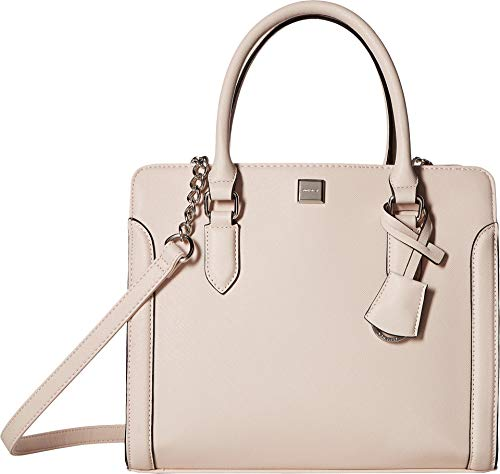 Nine West Womens Me Time Satchel Blush One Size (Handbags Nine West)