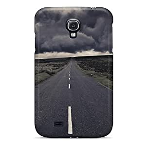 High Quality WhRivera Storm Road Skin Case Cover Specially Designed For Galaxy - S4